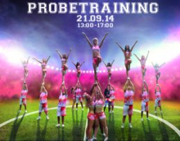 Probetraining / Try Out 2014
