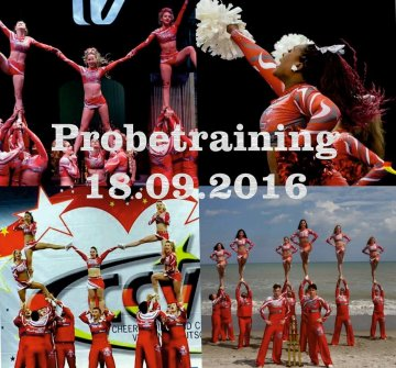 Probetraining 2016