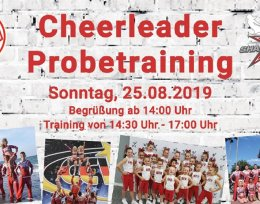 Probetraining 2019